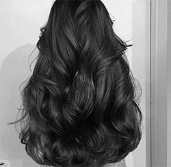 Стрижка очень длинных волос 2